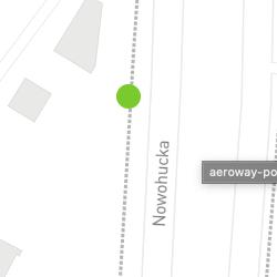 Punkt pomiaru ruchu rowerowego o nazwie Nowohucka