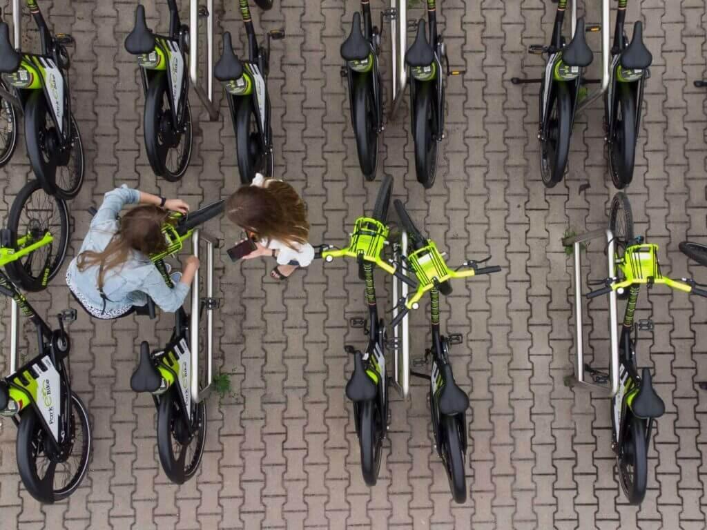 Zdjęcie roweru Park-e-Bike