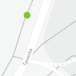 Punkt pomiaru ruchu rowerowego o nazwie Tyniecka
