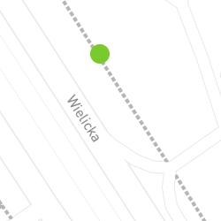 Punkt pomiaru ruchu rowerowego o nazwie Wielicka