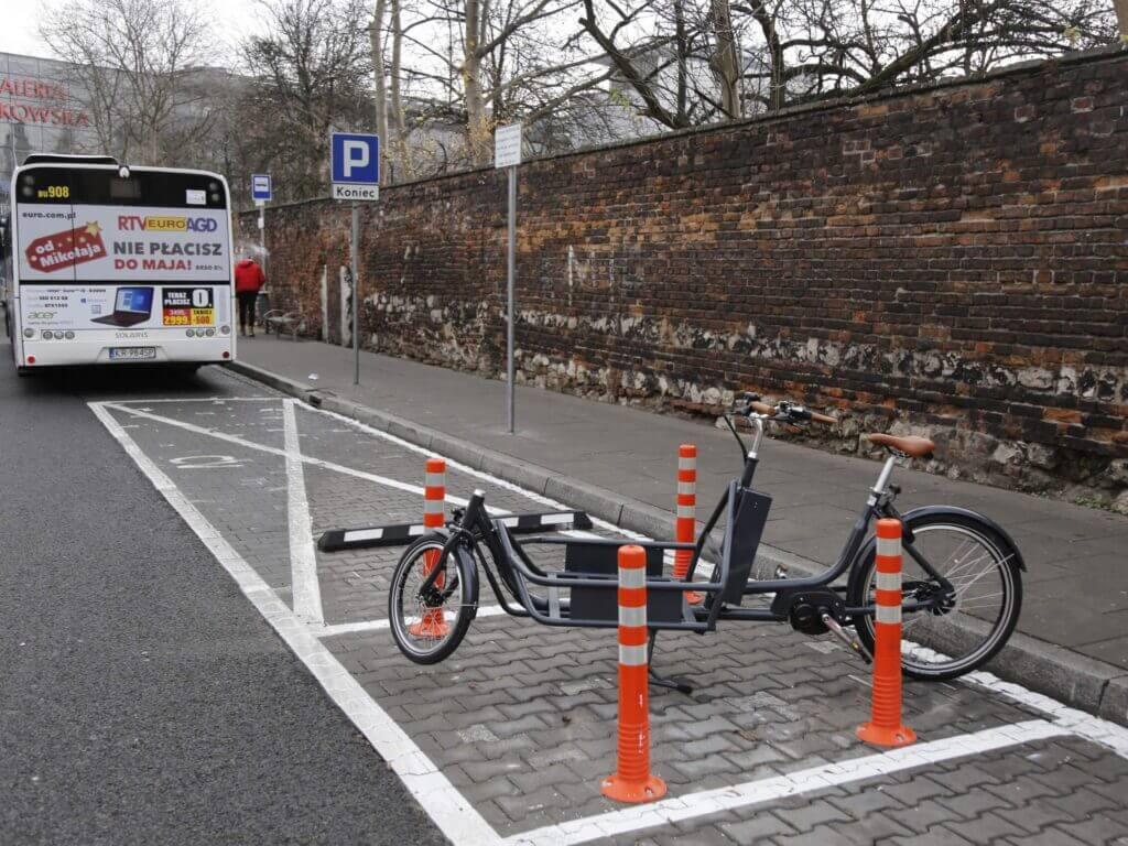 Zdjęcie roweru CargoVelo