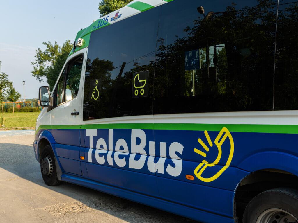 Pojazd TeleBus